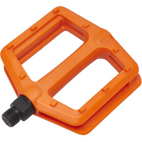 NS Bikes Nylon Pedalen, orange